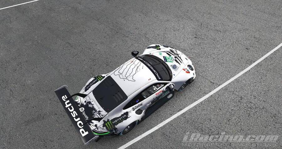 Show your iRacing liveries & livery discussion thread
