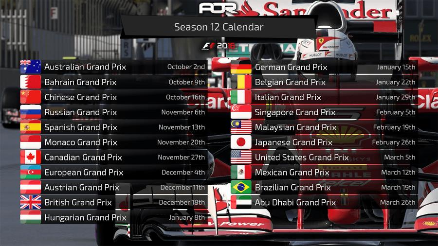 AOR F1 Leagues Calendar Season 12.png