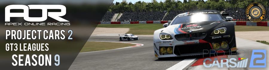 GT3 Semi-Pro Driver Introduction | ApexOnlineRacing.com