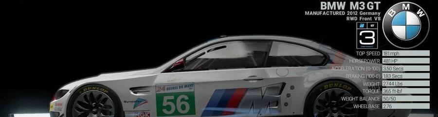 Anuncio Campeonato 2016 Project Cars M3-jpg