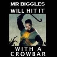Mr. Biggles