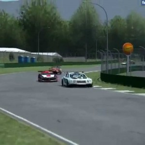 Assetto Corsa Bentley Continental GT3 at Mills Metropark - YouTube