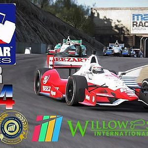 S1 Rnd 4 IndyCar Willow springs - Part 1