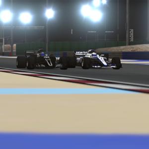rFactor 2 F1 2018 Bahrain Grand Prix | ApexOnlineRacing com