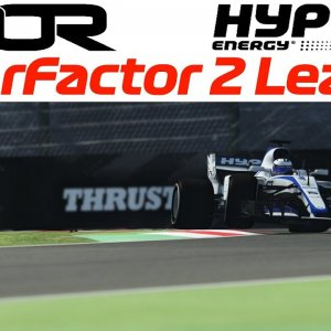 AOR rFactor 2 F1 2018 League: Round 15 | Japan