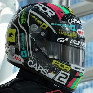 Andy Bell SMS Inspired Helmet