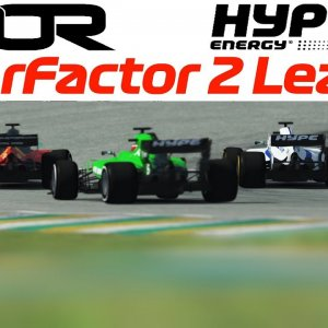 AOR rFactor 2 F1 2018 League: Round 16 | Brazil