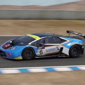 Project Cars 2 PS4 B.O.P. GT3 Challenge at Laguna Seca