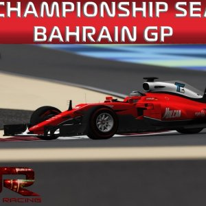 AOR rFactor 2 F1 League Season 2: Round 2 | Bahrain