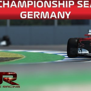 AOR rFactor 2 F1 League Season 2: Round 6 | Germany