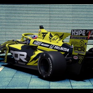 AOR Prototype Liveries